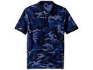 Polo Ralph Lauren Kids Camo Mesh Polo Shirt (Big Kids)