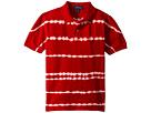 Polo Ralph Lauren Kids Tie-Dye Cotton Mesh Polo (Big Kids)