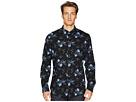 John Varvatos Collection Slim Fit Sport Shirt with Shank Button W416U2