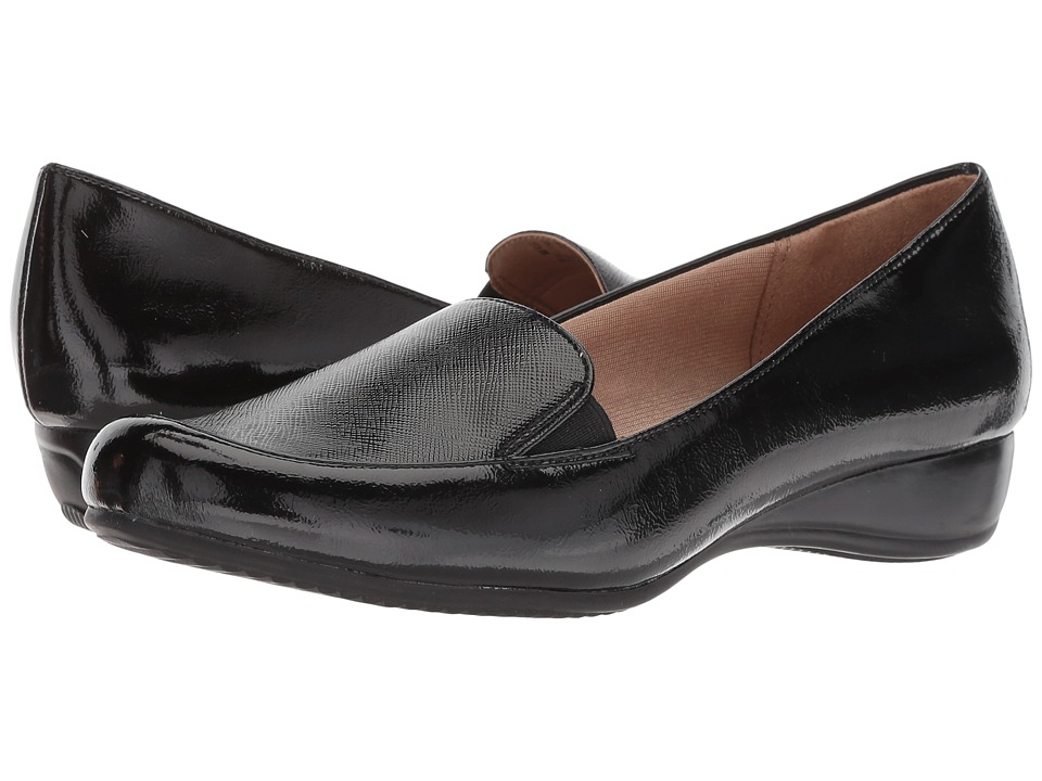 LifeStride Dara (Black) Slip-On Shoes