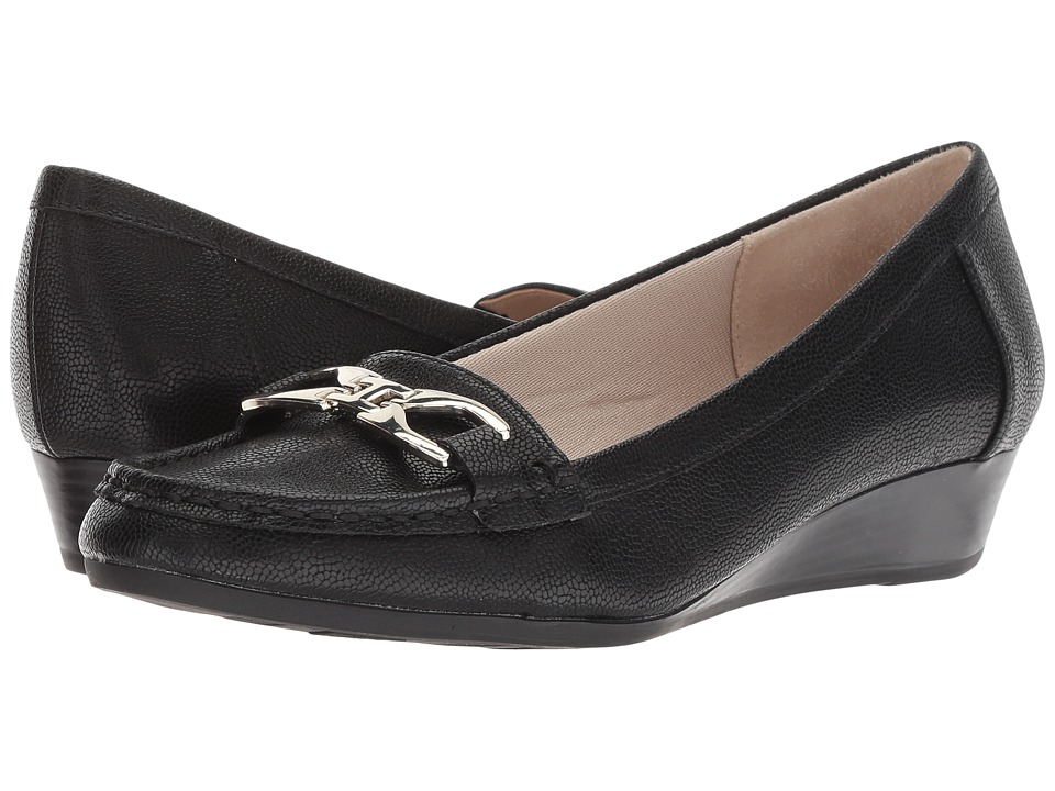 LifeStride Fatima (Black Eternity) Slip-On Shoes