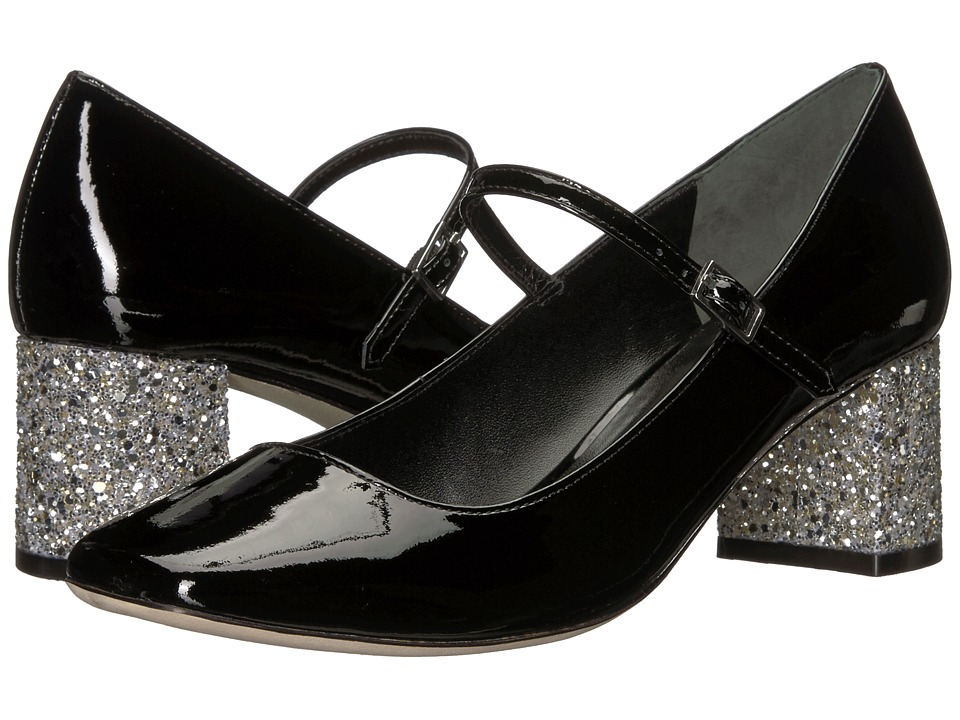 Kate Spade New York Kornelia (Black Patent) Women's Shoes