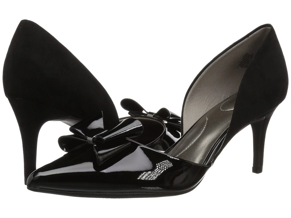 Bandolino Gage Heel (Black) High Heels
