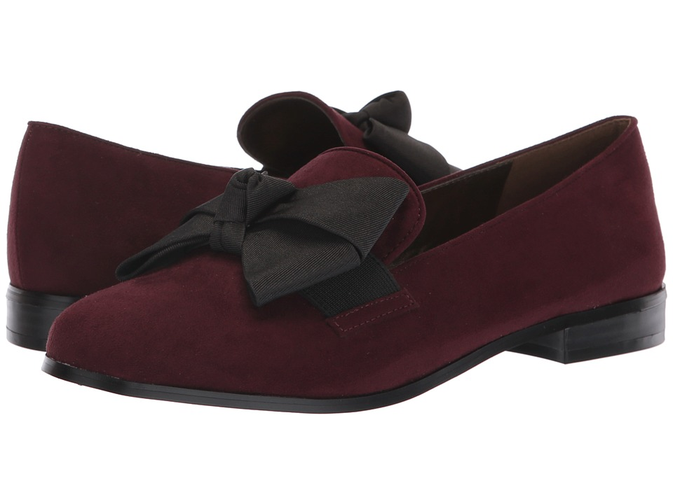 Bandolino Lomb (Sangria Suede) Women's Shoes