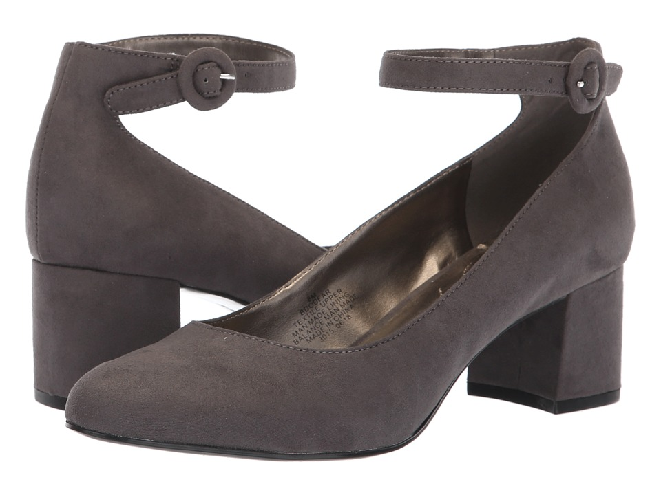 Bandolino Odear (Steel Fabric) Women's Shoes
