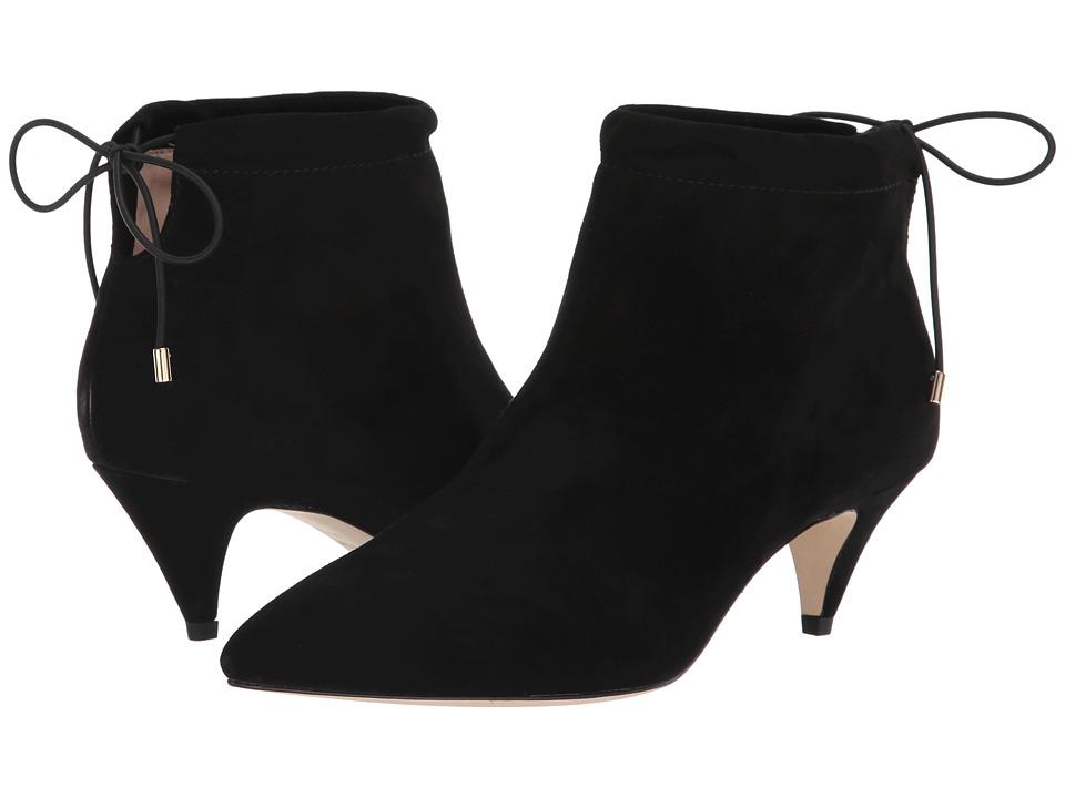 Kate Spade New York Sophie (Black Kid Suede) Women's Shoes