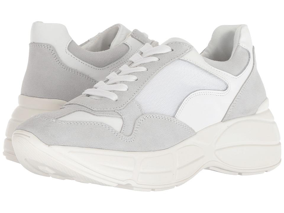 Steve Madden Memory (White Multi) Women's Shoes