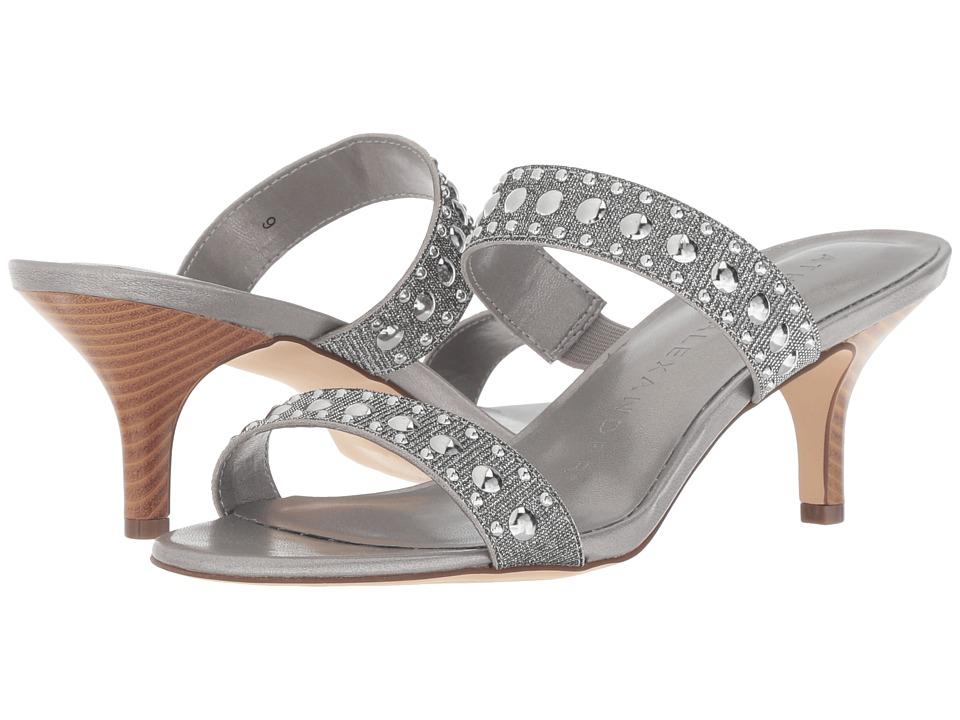 Athena Alexander Jettie (Silver) Sandals
