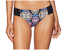 Seafolly Seafolly Sun Temple Ruched Side Retro Bottom