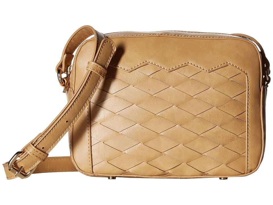 SOLE / SOCIETY - Adrina Crossbody (Camel) Handbags