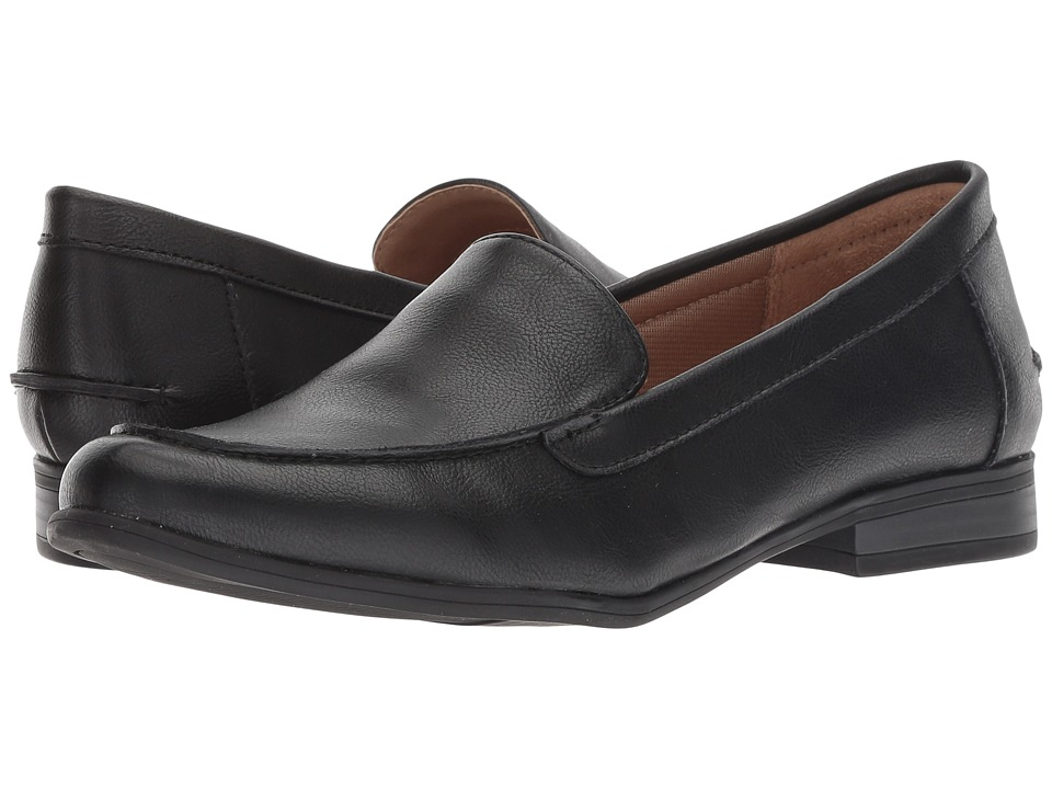LifeStride Margot (Black) Women's Slip-on Dress Shoes