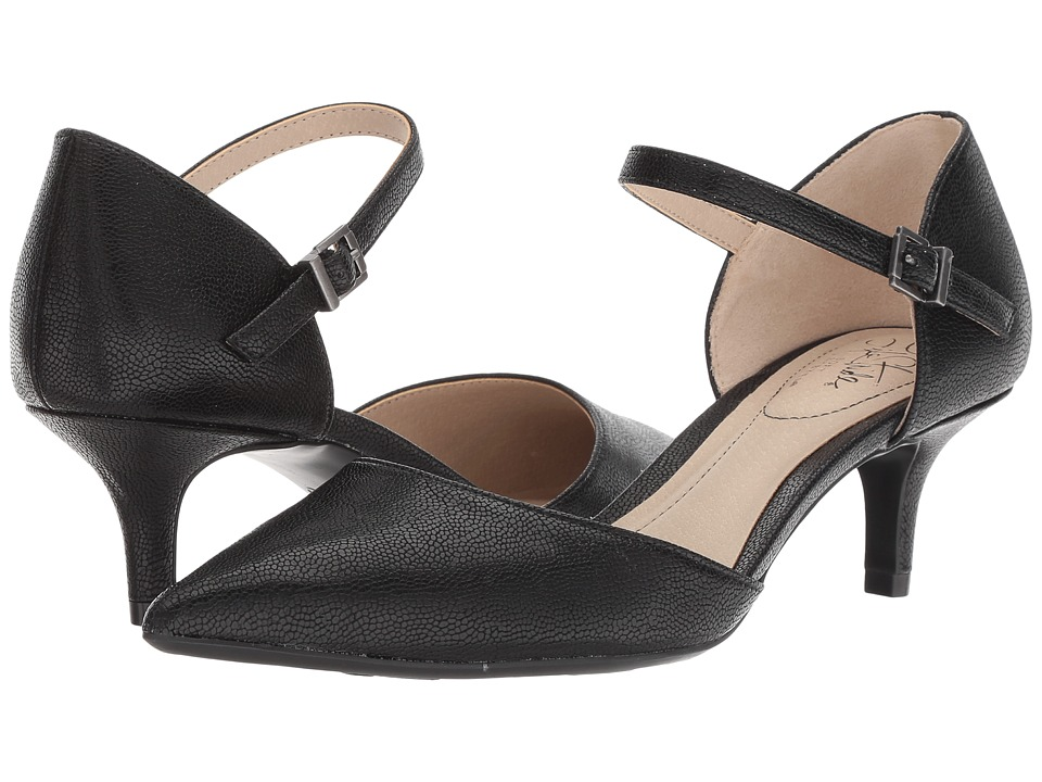 LifeStride Poppy (Black Eternity) Women's Shoes