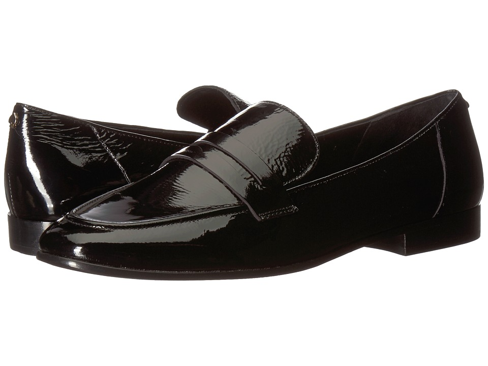 Kate Spade New York Genevieve (Black Crinkle Patent) Women's Shoes