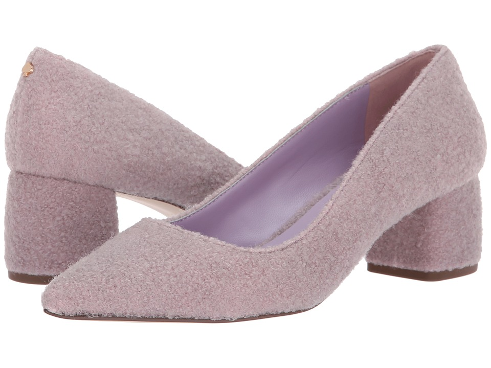 Kate Spade New York Madlyne (Lavender Winter Wool) Women's Shoes