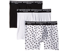 Nick Graham Ants 3-Pack Stretch Boxer Briefs