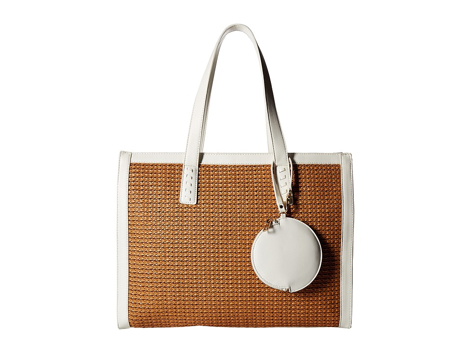 SOLE / SOCIETY - Nikole Tote (White) Handbags