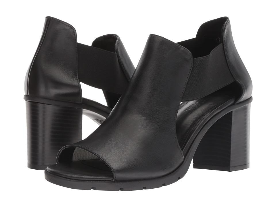 The FLEXX Ticket To Ride (Black Manolete) Women's Shoes