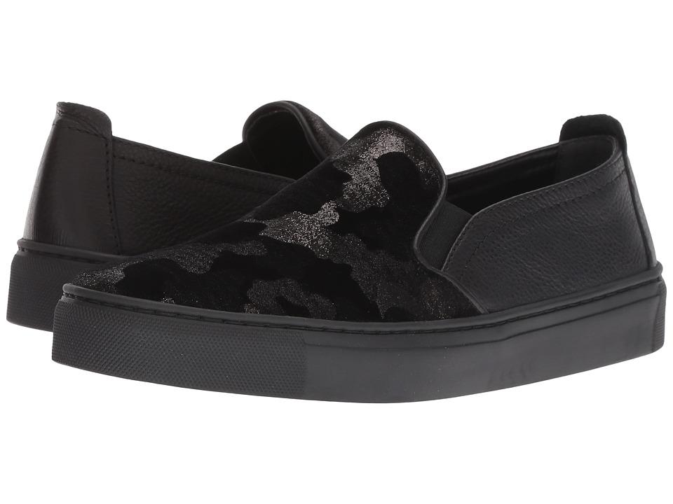 The FLEXX Sneak Name (Canna Di Fucile/Black Military/Manolete) Slip-On Shoes