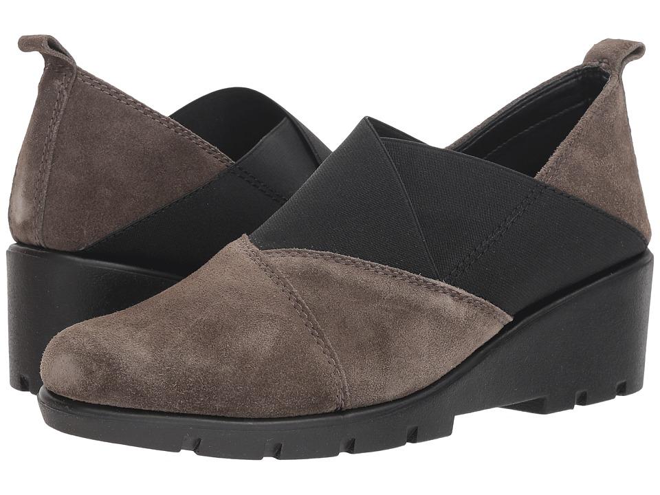 The FLEXX Crosstown (Fango Suede) Women's Shoes