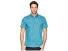 Perry Ellis Short Sleeve Space Dye Shirt