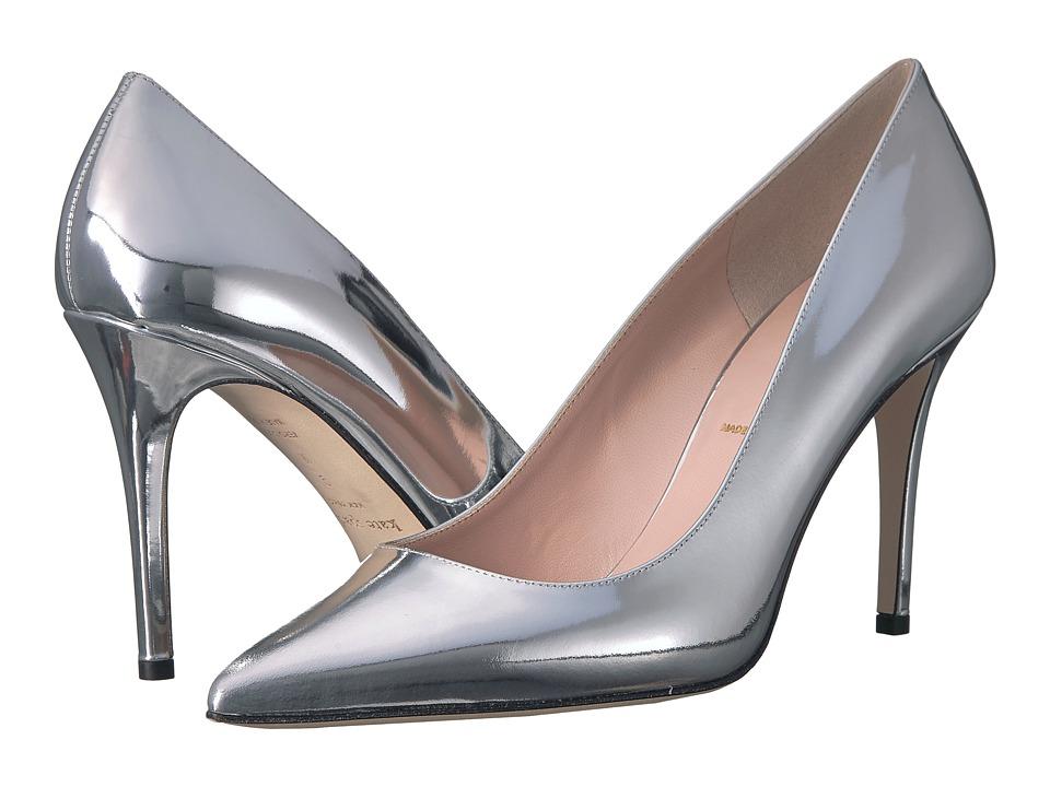 Kate Spade New York Vivian (Silver Specchio) Women's Shoes