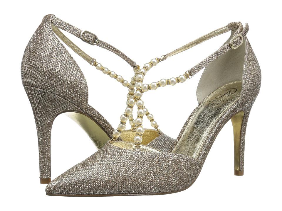 Adrianna Papell Aurora (Platino Jimmy Net) Women's Shoes