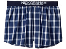 Nick Graham Window Plaid Boxers