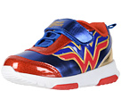 Favorite Characters Favorite Characters WWF311 Wonder Womantm Lighted Sneaker (Toddler/Little Kid)