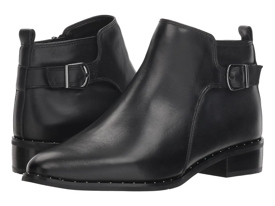 Blondo Tami Waterproof (Black Leather) Women's Shoes