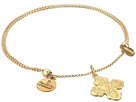 Alex and Ani Alex and Ani Four-Way Cross Small Precious Metal Expandable Chain Bracelet