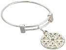 Alex and Ani Endless Knot II Expandable Wire Ring - Precious Metal