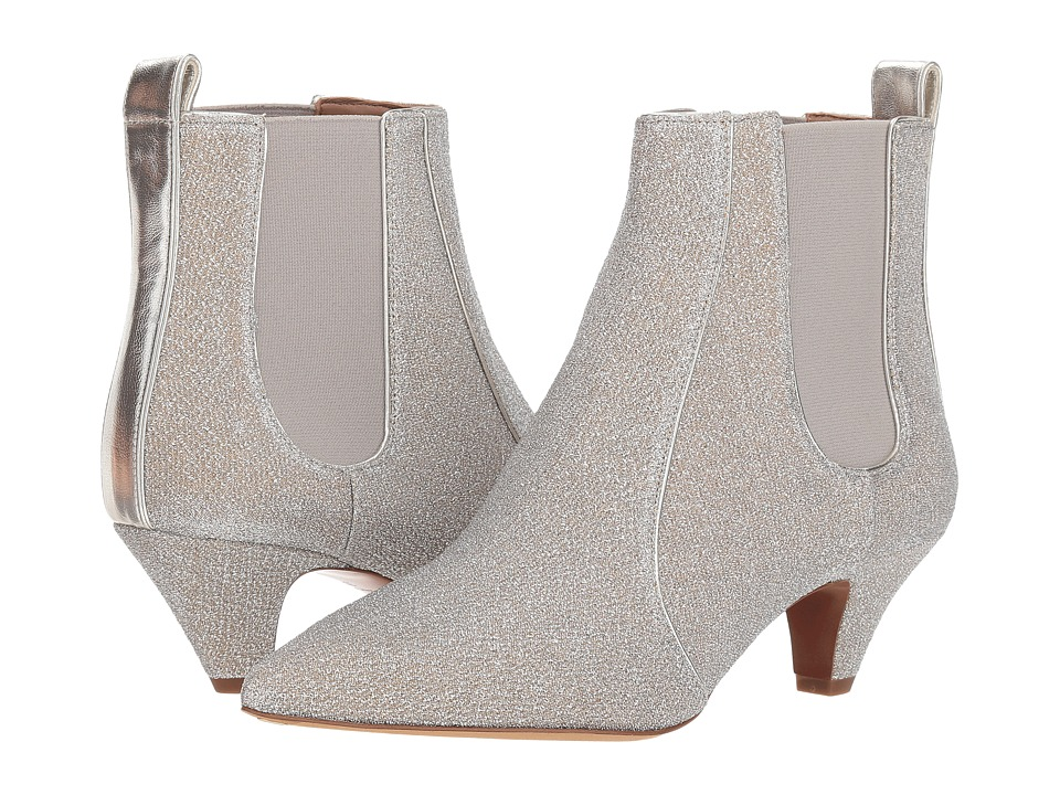 Tabitha Simmons Effie (Champagne Lurex) Women's Shoes