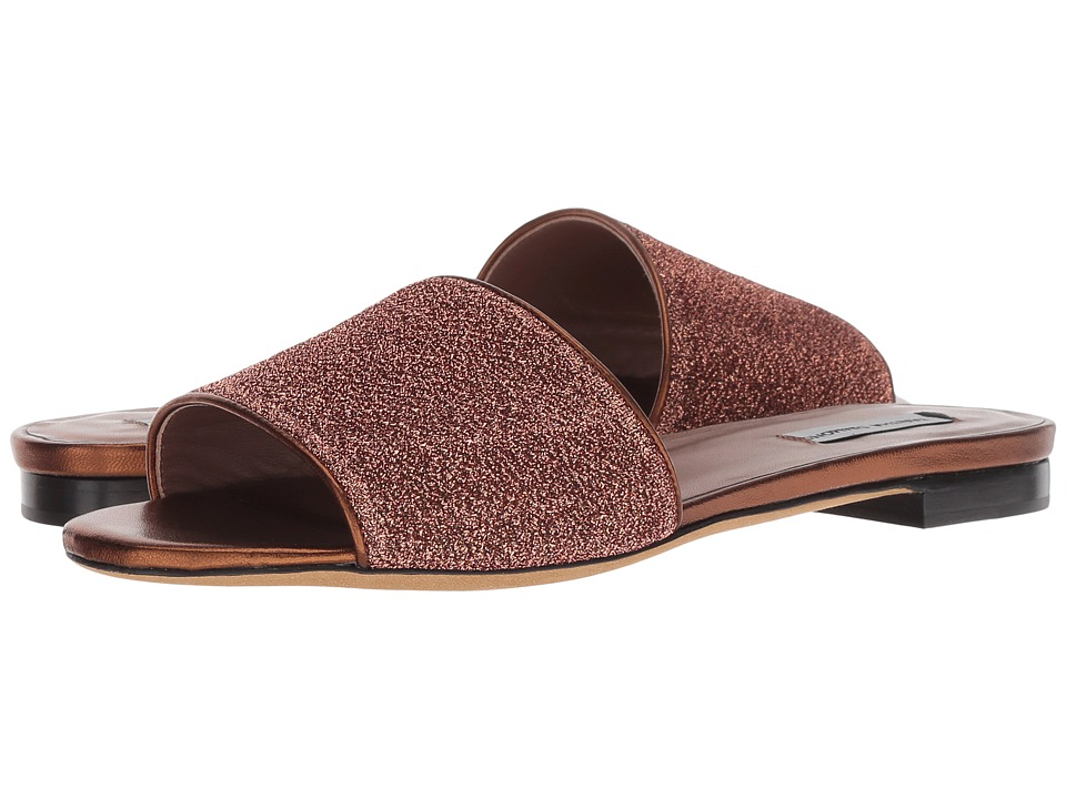 Tabitha Simmons Sprinkles (Copper Lurex) Women's Shoes