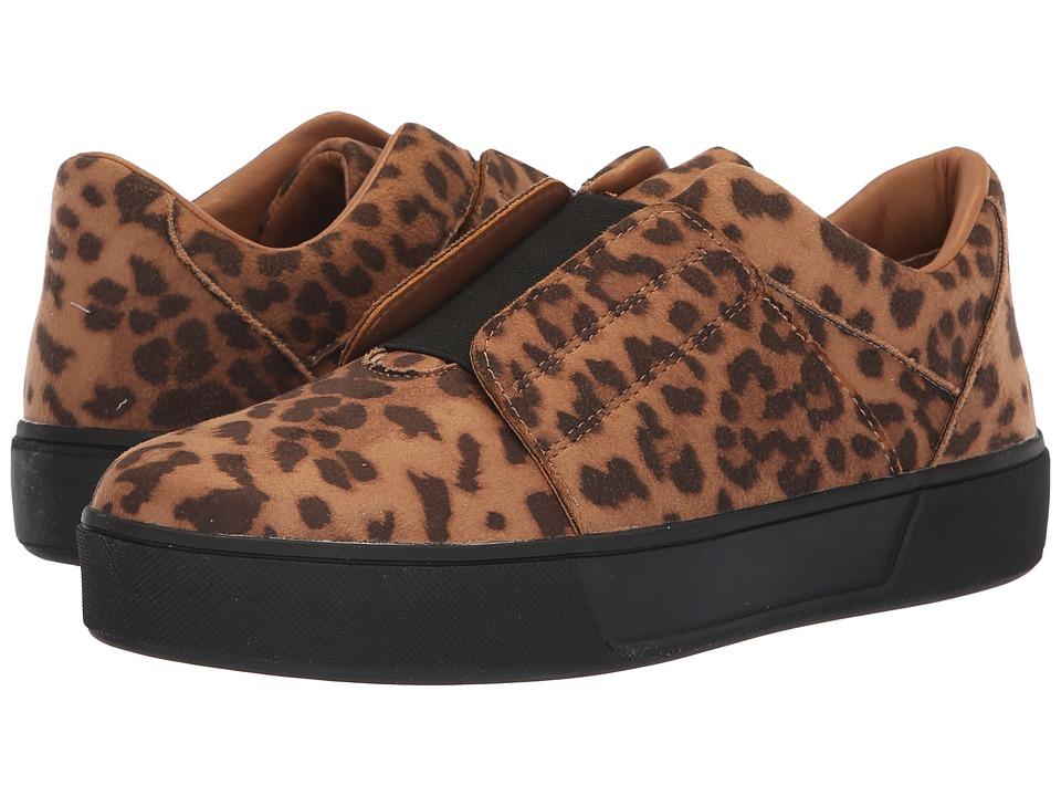 VOLATILE Foxfire (Black/Leopard) Women's Shoes