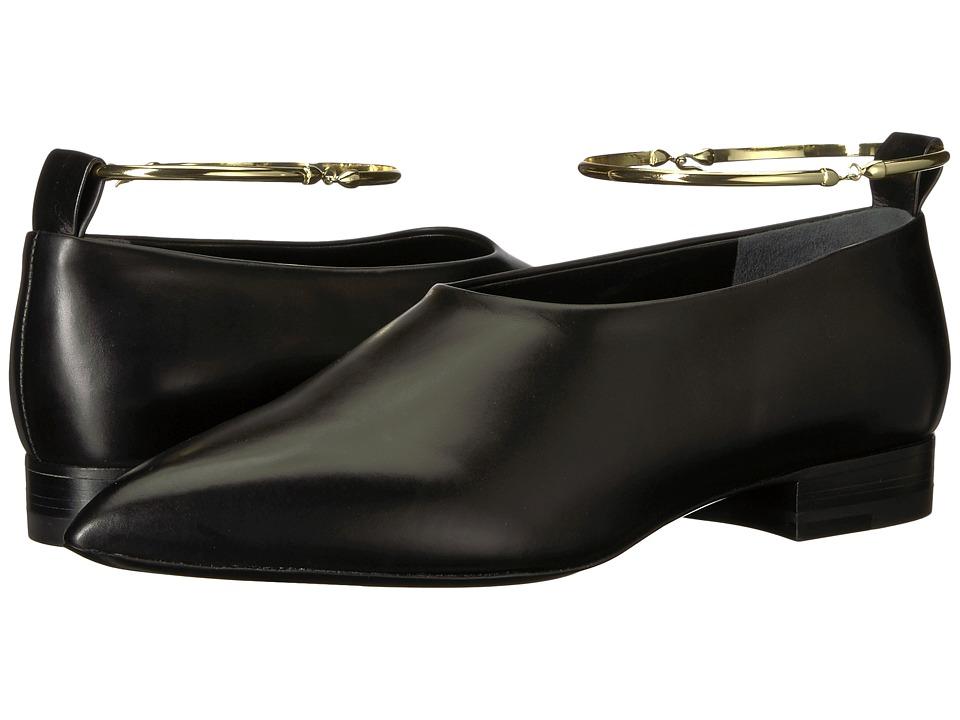Jil Sander JS31025 (Black Calf) Women's Shoes
