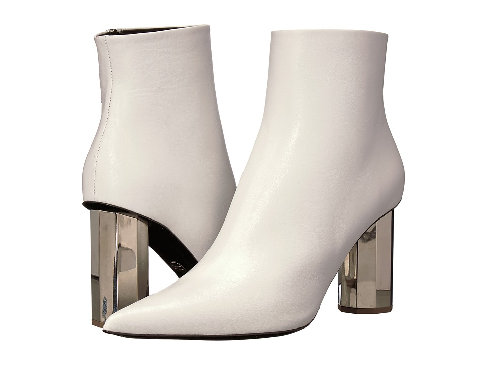 Proenza Schouler PS31108 (Real Optic White/Silver) Women's Shoes