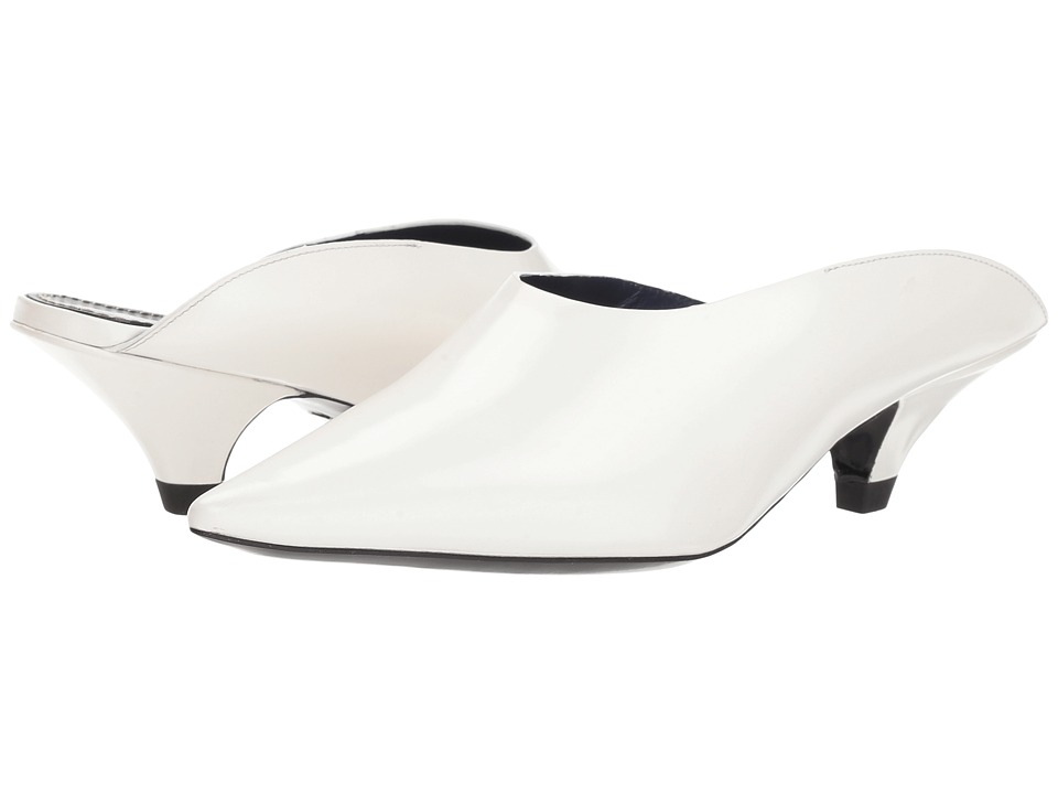 Proenza Schouler PS31045 (Real Optic White) Women's Shoes