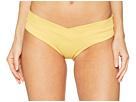 Luli Fama Costa Del Sol Ribbed High Leg Moderate Back Bottom