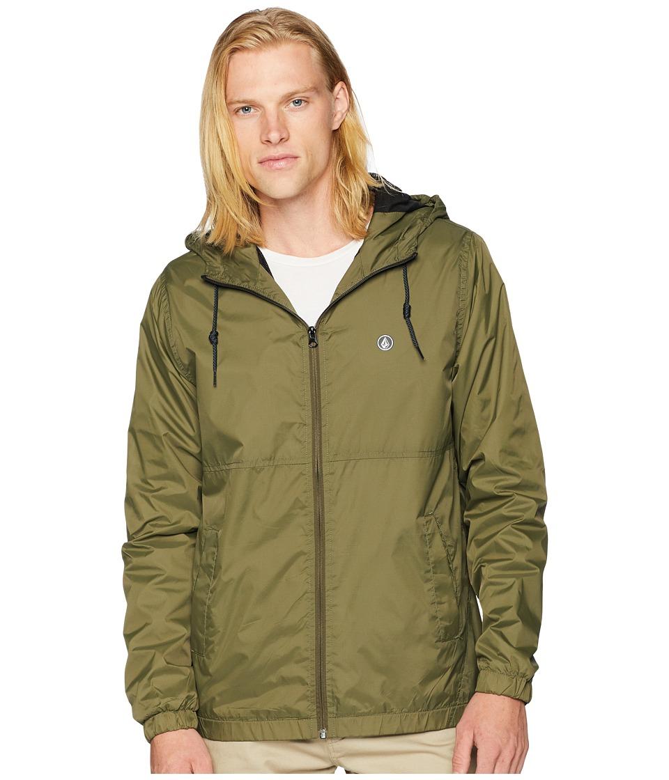 Volcom Ermont Jacket (Military) Men