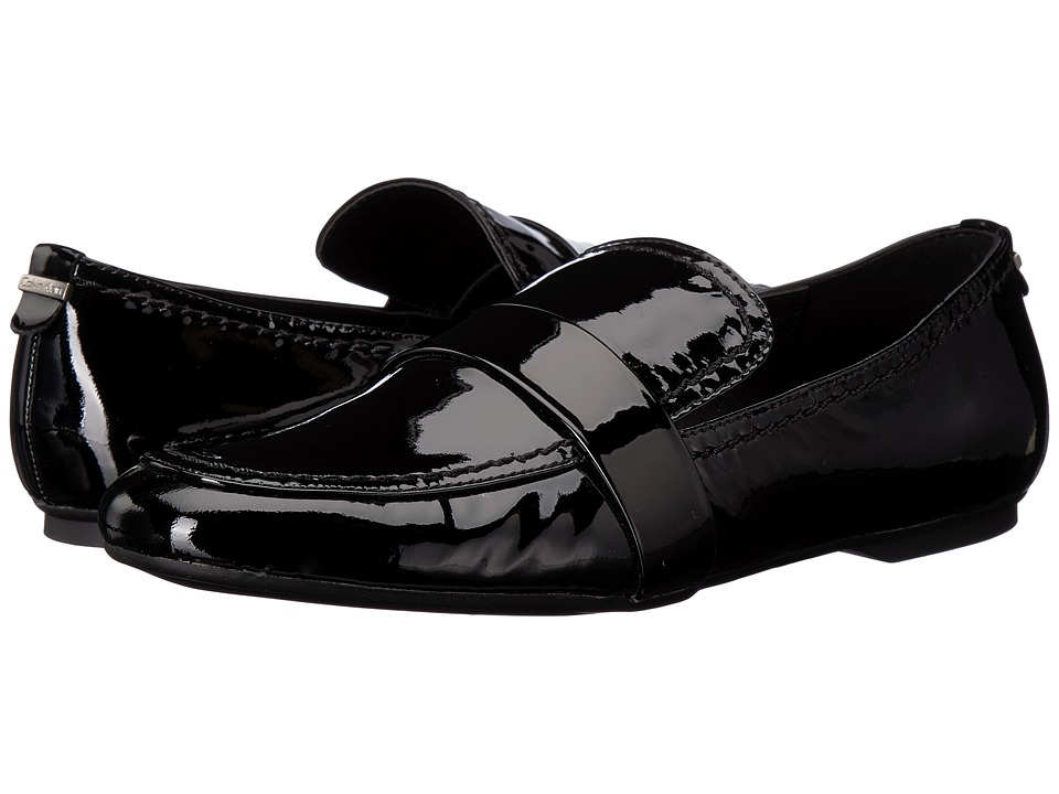 Calvin Klein Olette (Black Patent) Women's Shoes