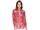LAUREN Ralph Lauren LAUREN Ralph Lauren Paisley Silk-Blend Shirt
