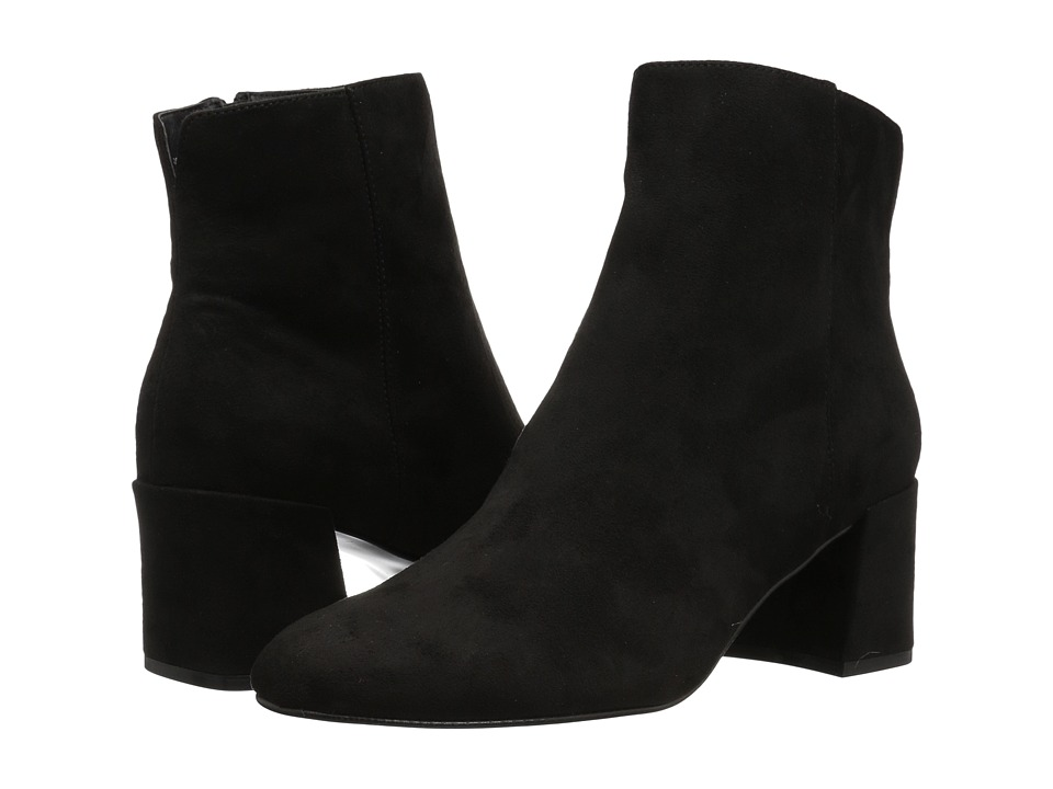 Chinese Laundry Daria (Black Fine Suede)