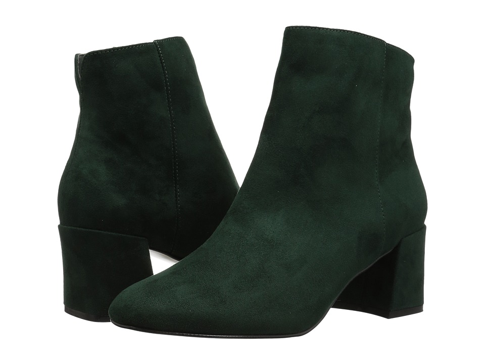 Chinese Laundry Daria (Forest Green Fine Suede)