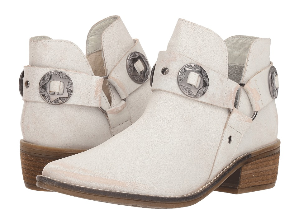 Chinese Laundry Austin (White Buff Leather) Women's Shoes