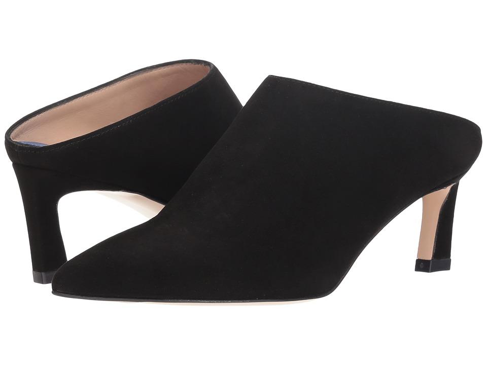 Stuart Weitzman Mira (Black Suede) Women's Shoes
