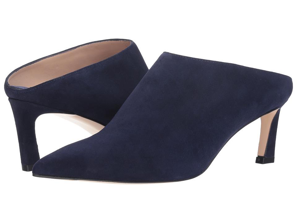 Stuart Weitzman Mira (Midnight Suede) Women's Shoes
