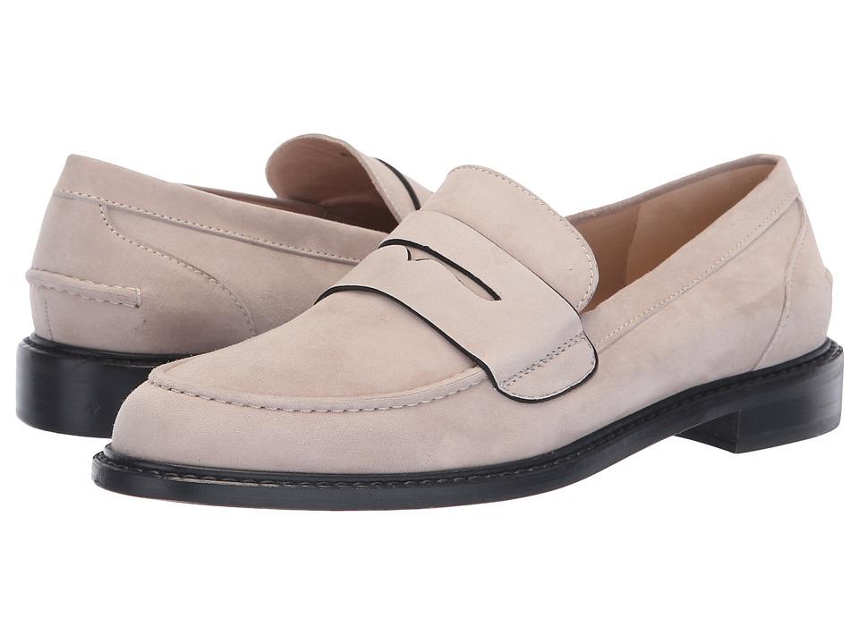 Stuart Weitzman Rubpennies (Pebble Suede) Women's Shoes