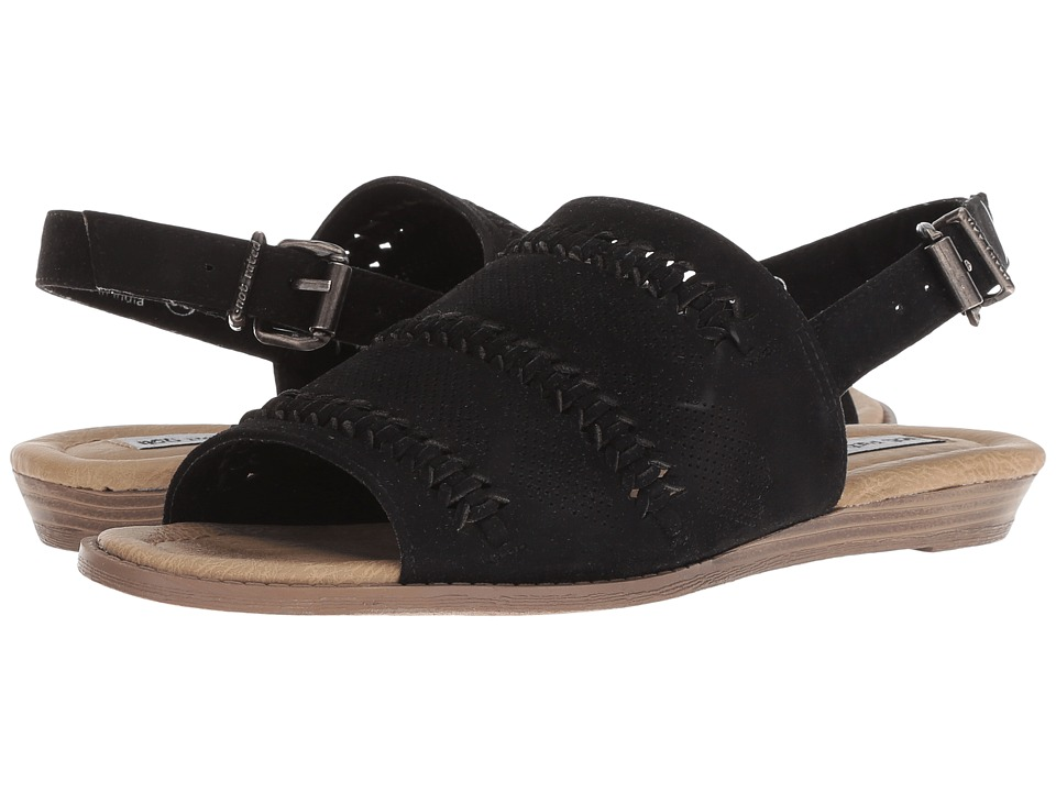 Not Rated Ophelia (Black) Sandals