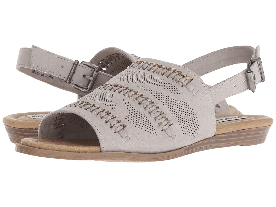 Not Rated Ophelia (Grey) Sandals
