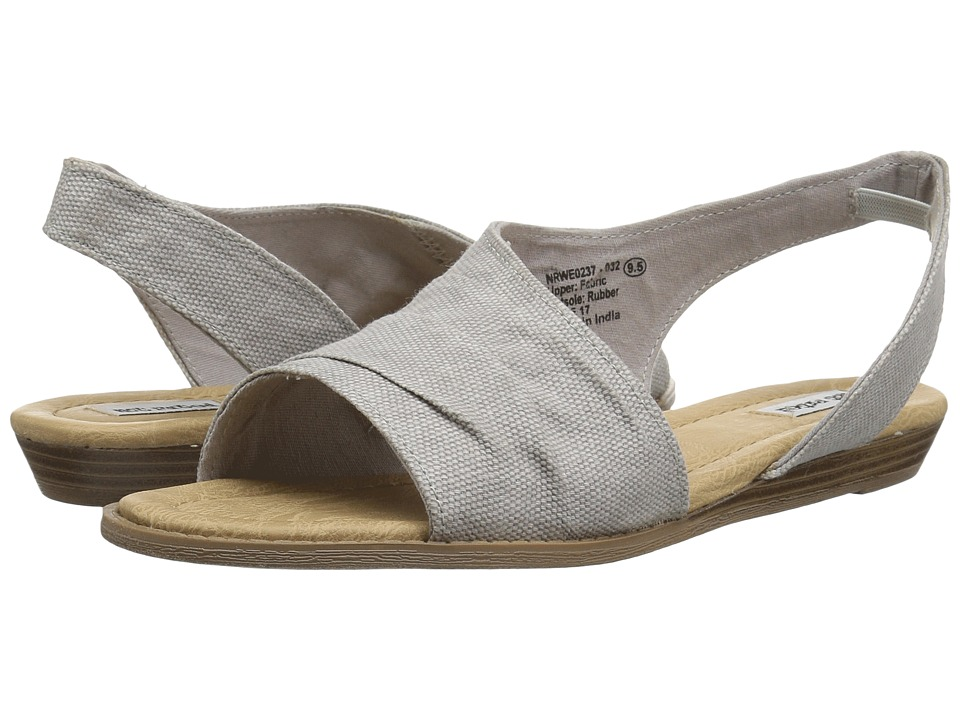 Not Rated Shantelle (Grey) Sandals